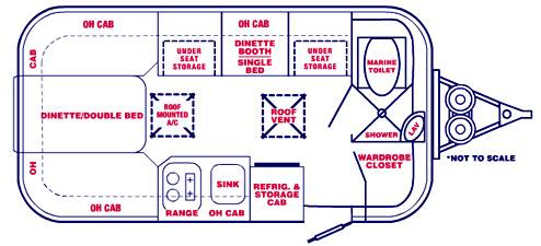 Sold 2012 17 Casita Spirit Deluxe Travel Trailer