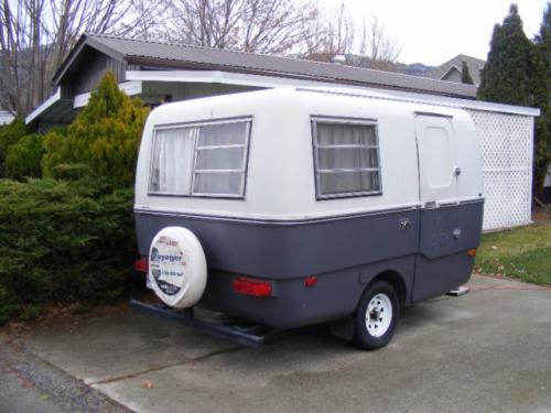 Used Molded Fiberglass Travel Trailers For Sale