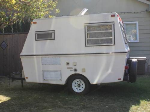Beautiful  17RD Travel Trailer  16995 In Vancouver British Columbia For Sale