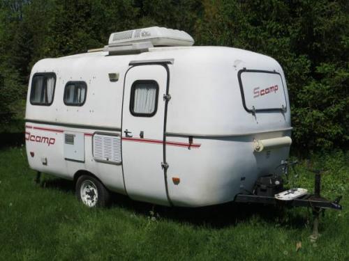 SCAM ALERT - 2004 Scamp 16' fiberglass camper travel ...