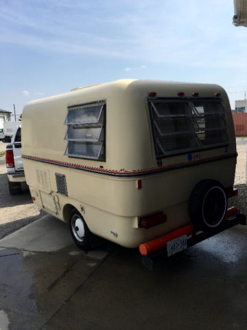 Sold 1974 13 Trillium Travel Trailer 4900 Hamilton