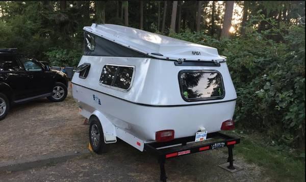 Tires North Vancouver >> SOLD - 1984 Vintage Mity Lite Trailer - $10300 - North ...