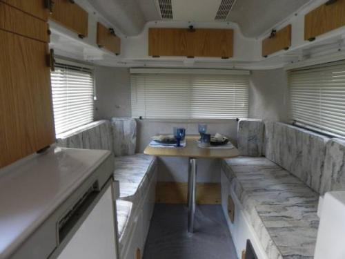 Sold 17 Casita Liberty Deluxe Travel Trailer 7900