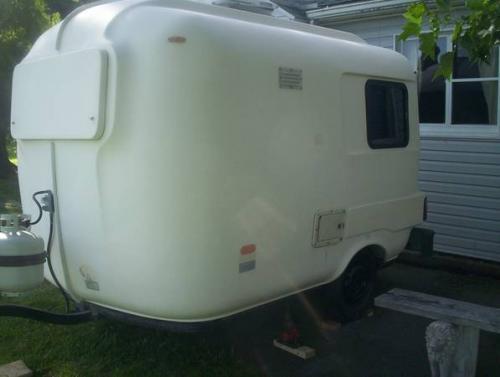 Sold Uhaul Camper 3800 Lyons Mi Fiberglass Rv S