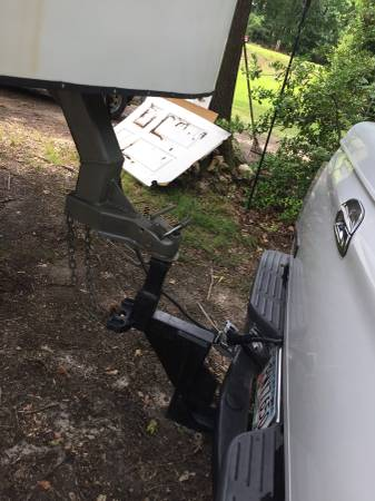 1985 Scamp 5th Wheel 19ft camper - $6300 - Carrollton, GA