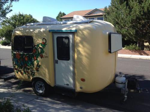 Sold 1999 14 Burro Widebody Camping Trailer 5800