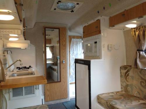 Sold 2012 17 Casita Liberty Deluxe 16500 Athens