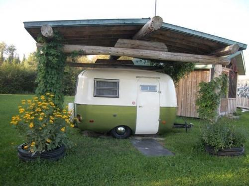 how to buy a used travel trailer checklist