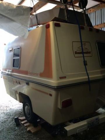 Beachcomber Travel Trailer Water Heater