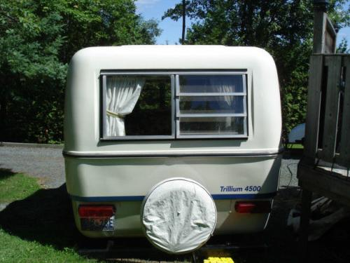 1978 trillium 1300 for sale fiberglass rv. Black Bedroom Furniture Sets. Home Design Ideas