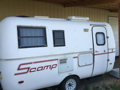SOLD - 2006 16' Scamp Trailer - $8200 - Wyoming ...