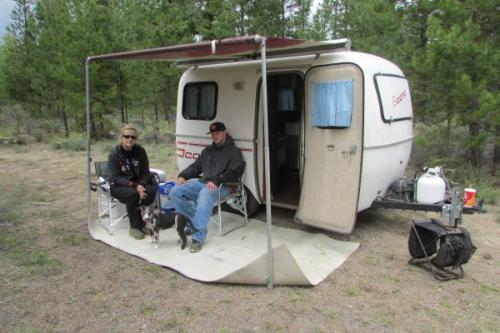 Rv For Sale Under 5000 >> SOLD - 1997 13 ft Scamp Trailer - $5000 - Lebanon, OR ...