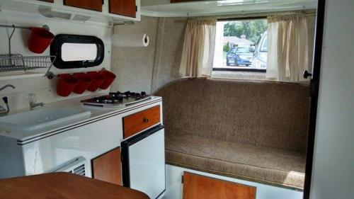SOLD - 2015 Scamp 13' travel trailer - $11000 - Bensenville, IL