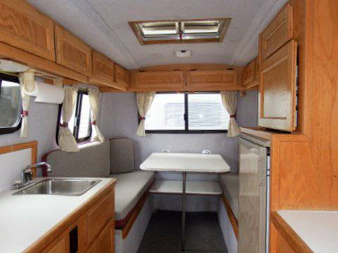 Sold 1993 Scamp 16 Deluxe Trailer 7000 Royston Bc