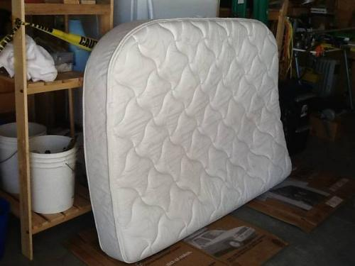 SOLD - Casita Freedom Deluxe mattress - $60 - Four Corners ...