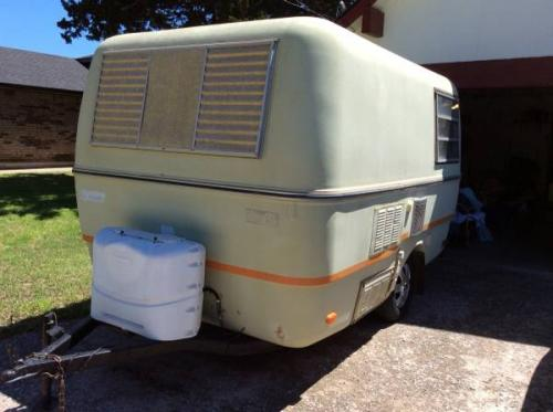 Sold 1977 13 Trillium Travel Trailer 3150 Dallas