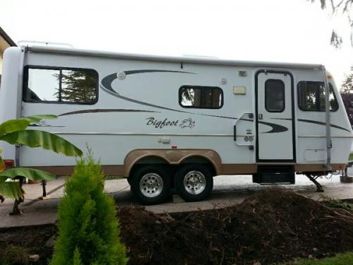 Bigfoot trailers for sale canada - Cast iron fire ring grill