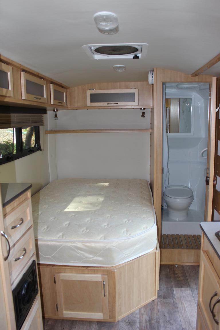 SOLD - 2020 Escape trailer 21 foot NEW - $33,000 - Ashland ...