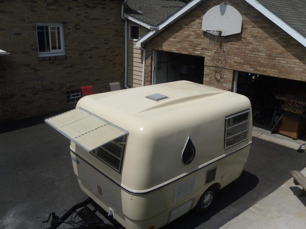Fiberglass RV's For Sale | Molded Fiberglass Travel ...