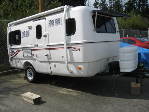 Luxury Travel Trailer For Sale Outside Victoria Victoria